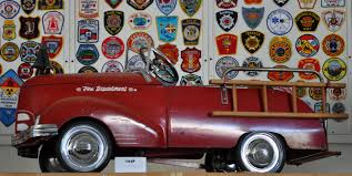 Just A Car Guy: Pedal Cars That Look Like Fire Engines, The ... Antique Pedal Cars 1950 Vintage1960s Murray Super Deluxe Fire Vintagefiretruckpedalcarchristmas Jennifer Rizzo 1960s Murry Fire Truck Pedal Car Buffyscarscom Toy Engine Stock Photos Images Alamy Vintage Truck Classic Childrens Best Choice Products Ride On Truck Speedster Metal Car Kids Vintage Ford Calamo Great Gizmos Get Rabate Murray Engine Collectors Weekly Volunteer Dept No 1 By Gearbox 1950s Chief City Dept Youtube These Colctible Kids Cars Will Be Selling For Thousands Of