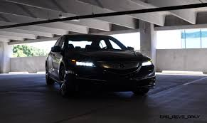 Road Test Review 2015 Acura TLX 2 4L Is Seriously Good Fun