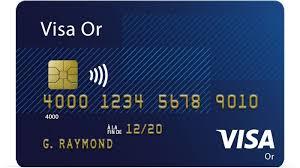 plafond debit carte visa visa classique or et platine canada visa