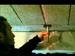 pose rail placo plafond pose d un plafond placo dans un garage