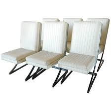 chrom esszimmer stühle esszimmerstühle italian furniture