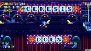 Sonic Mania's Obscure Sega Easter Eggs - GameSpot