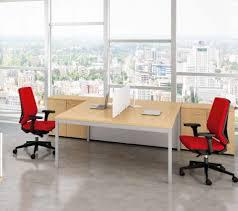 bureau 2 personnes bureau bench 2 personnes fractal