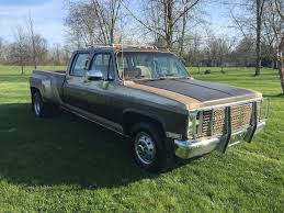 1986 Chevy 3500 Dually For Sale