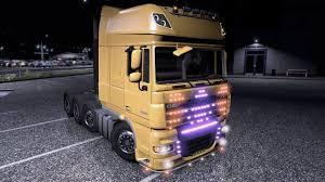 100 Megastore Truck DAF Mega Store Mod ETS2 Euro Simulator 2 YouTube