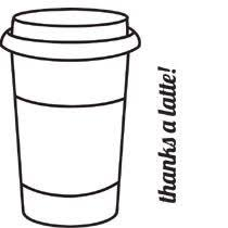 Mugs Clipart Mug Outline Paper Coffee Cup Clip