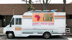 100 Food Truck Concepts LA Serves The SpiceFilled Flavors Of Cameroon Eater LA