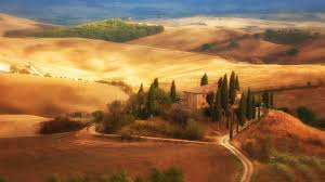 Tuscany In Autumn Wallpapers