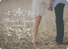 Country Save The Date Ideas Rustic Photo Wording Samples