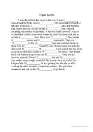 Halloween Mad Libs Free by 9 Free Esl Mad Libs Worksheets
