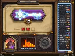 Anti Aggro Deck Hearthpwn by My First Ever 12 Win Final Boss Was An Old God The Arena