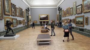 tate britain in museum showcasing