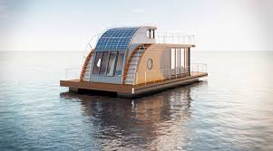 100 Boat Homes Sail Away From It All In This Gorgeous Floating Tiny Home