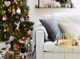 Kmart Christmas Tree Skirt by 3 Top Tips To Decorate Small Spaces This Christmas Kmart