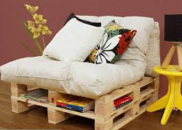 grand coussin de canapé coussin pour canapé en palette