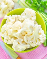 comment cuisiner un chou fleur recette chou fleur cru en salade