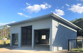 104 Skillian Roof Skillion Sheds Australian Garage Supermarket