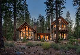 100 Mountain Architects Rustic Mountain House With A Modern Twist In Truckee California
