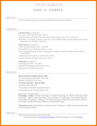 8-9 Sample Resume For Child Care Teacher | Tablethreeten.com Child Care Resume Objective Excellent Sample Ideas Child Care Worker Rumes Kleostickenco Professional Examples Best Daycare Letter Lovely Provider Template 25 Skills Free Resume Mplate 28 Sample Daycare Example Awesome For Early Childhood Samples Letters Valid 42 Representations Childcare Jennifer Smith At Worker Day Teacher New