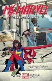 Ms Marvel Vol 2 Generation Why
