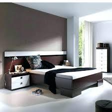 mobilier chambre design meuble de chambre design armoire tete de lit tete lit deco murale