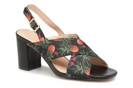 Der Letzte Stil Damen Schuhe Pinneapple I Love Shoes CALINO 166352