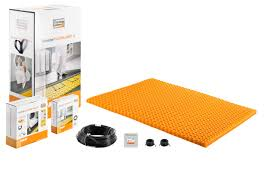 Schluter Heated Floor Manual by Schlüter Ditra Heat E Set Dhs40s2 Web Exclusive Price