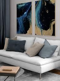 abstrakte kunst moderne abstrakte poster desenio de
