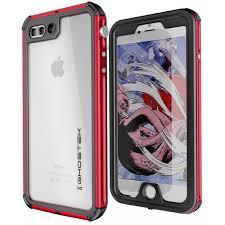 iPhone 7 Plus 8 Plus Premium Rugged Waterproof Case Cover