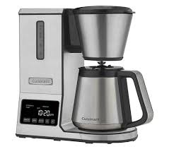 Both Carafes Are 8 Cup Capacity But The CPO 800 Is A Glass Carafe And 850 Thermal