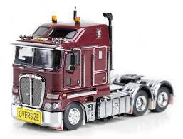 100 Toy Kenworth Trucks Details About Drake Z01372 AUSTRALIAN KENWORTH K200 PRIME MOVER TRUCK BURGUNDY 150