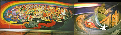 Denver International Airport Murals Youtube by Closer To God