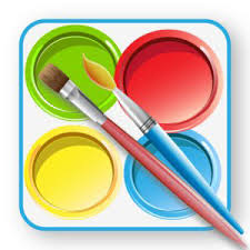 Coloring Pages Printable Android Apps Kids Paint Free Attractive Logo Design Astonishing Simple And Colorful