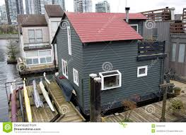 100 Boathouse Designs At Granville Island Editorial Stock Image Image Of