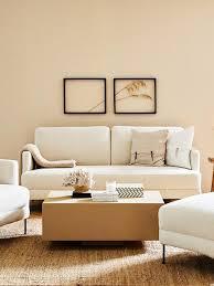 wandfarbe beige zeitlos natürlich modern westwing