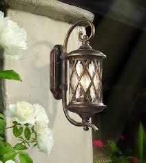 barrington gate hazelnut bronze outdoor wall lantern with designer