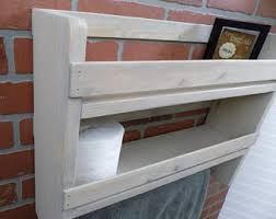 Bathroom Shelf With Towel Bar Wood by New Lower Price Rustic Bathroom Shelf W Towel Bar Wood