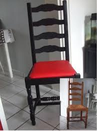 assise de chaise en paille p coup de les chaises l assise en paille a été