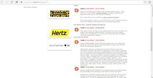 Hertz Discounts And Coupons