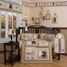 the nightmare before christmas themed crib bedding set bedroom