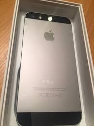 iPhone 5S 32GB Unlocked es with box price drop
