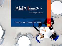 100 Ama Associates AMA Corporate Cover Austen Morris Official Corporate Site