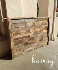 Made From Reclaimed Pallet Wood For The Home Best Building Images Small Things
