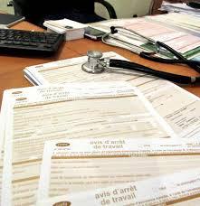 mail absence maladie bureau arrêt maladie droits et obligations des employeurs le parisien
