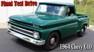 1964 Chevrolet C10 Pickup - Restoration Complete Final Video - YouTube 1964 Chevy C60 Dump Old School Work Horse Trucks And Motorcycles Chevrolet C10 Hot Rod Network Chevy C 10 Pickup 2019 20 Top Car Models C20 Matt Finlay Lmc Truck Life Gaa Classic Cars Chevrolet Custom Cab Short Bed Big Window For Sale Build 12 Ton Youtube Shortbed Hotrod Ratrod Fleetside Sbc Tremec Right Hand Drive The 1947 Present Gmc Magazine Pinterest Built Model Pro Street 125