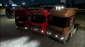 100 Amigo Truck ETS2 MP EN VIVO Con El Amigo Y Sadiel YouTube