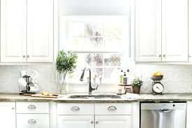 black tile kitchen backsplash black and white tile kitchen