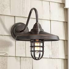 marlowe bronze 16 3 4 high nautical outdoor wall light 8n103