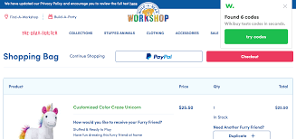 Here's The Best Way To Shop At Build-A-Bear - Wikibuy Sales Deals In Bakersfield Valley Plaza Free 15 Off Buildabear Workshop Coupon For Everyone Sign Up Now 4 X 25 Gift Ecards Get The That Smells Beary Good At Any Tots Buildabear Chaos How To Get Your Voucher After Failed Pay Christopher Banks Coupon Code Free Shipping Crazy 8 Printable 75 At Lane Bryant Or Online Via Promo Code Spend25lb Build A Bear Coupons In Store Printable 2019 Codes 5 Valid Today Updated 201812 Old Navy Cash Back And Active Junky Top 10 Punto Medio Noticias Birthday Party Your Age Furry Friend Is Back