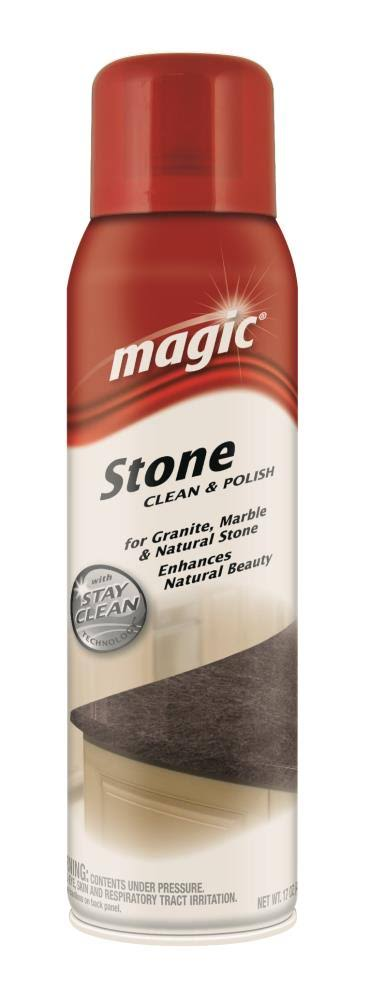 Magic Granite Cleaner & Polish - 17oz